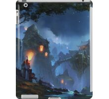 The Fortress Of The People Of The Moon iPad Case/Skin