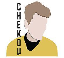 Chekov Photographic Print