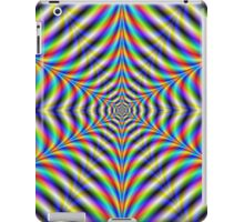 Neon Web iPad Case/Skin