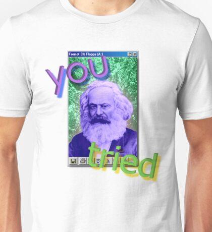 tfw counter-revolution :'( Unisex T-Shirt