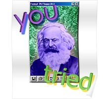tfw counter-revolution :'( Poster