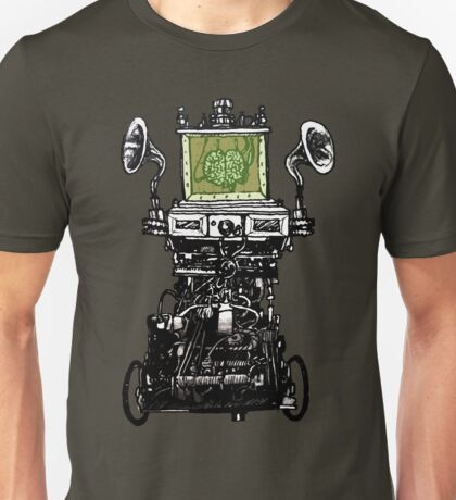 Uncle Irvin from The City of Lost Children Unisex T-Shirt