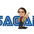 Sagan Logo by Zombride