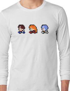 Evangelion: Yellow Edition Long Sleeve T-Shirt