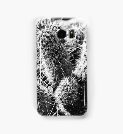 Cactus Waiting Samsung Galaxy Case/Skin