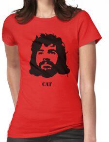 Viva la CAT Stevens! Womens Fitted T-Shirt