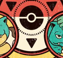 Pocket Trainer Sticker