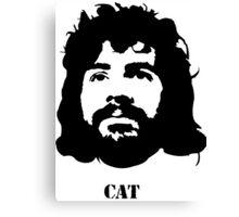 Viva la CAT Stevens! Canvas Print