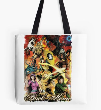 Dungeons & Dragons Back Home Tote Bag