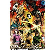 Dungeons & Dragons Back Home Photographic Print