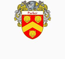 Parker Coat of Arms / Parker Family Crest Unisex T-Shirt