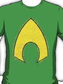 Superhero Spray Paint - Aquaman T-Shirt