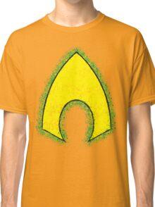 Superhero Spray Paint - Aquaman Classic T-Shirt