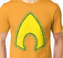 Superhero Spray Paint - Aquaman Unisex T-Shirt