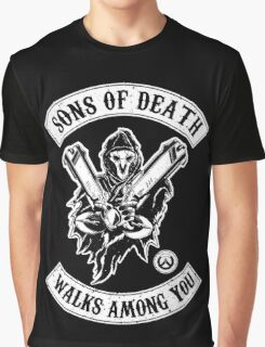 Sons of Death Graphic T-Shirt