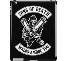 Sons of Death iPad Case/Skin