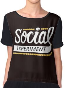 SoX - The Social Experiment Chiffon Top