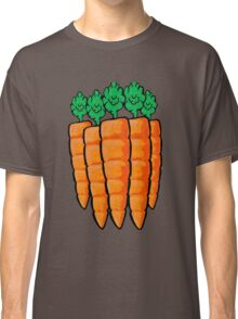 What's Orange and Sounds Like a Bunch of Parrots? Classic T-Shirt
