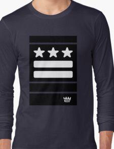 DC Represent (black) Long Sleeve T-Shirt