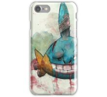 Fight Club Edition Mudkip iPhone Case/Skin
