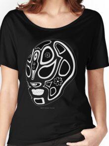 El Cabeza del Luchador El Ojo del Dios Women's Relaxed Fit T-Shirt