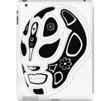 El Cabeza del Luchador El Ojo del Dios iPad Case/Skin