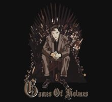 Games of holmes by threesecond