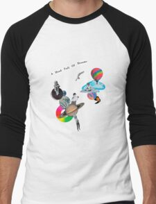 Coldplay - AHFOD Men's Baseball ¾ T-Shirt