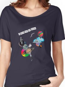 Coldplay - AHFOD Women's Relaxed Fit T-Shirt