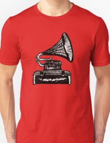 Snazzy Gramophone  Unisex T-Shirt