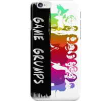 Group Grumps Rainbow! iPhone Case/Skin