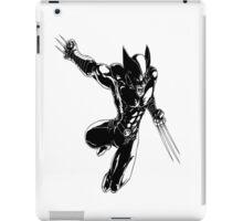 Wolverine badass iPad Case/Skin