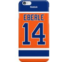 Edmonton Oilers Jordan Eberle Alternate Jersey Back Phone Case iPhone Case/Skin