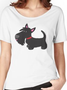 Scottie pup Women's Relaxed Fit T-Shirt