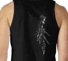 Sephiroth's wing grunge white Tank Top
