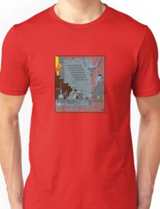 Cooking Meth In The Cellar Unisex T-Shirt