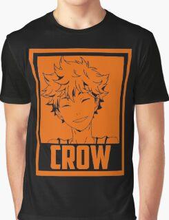 Hinata Haikyuu Graphic T-Shirt