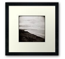 { beach dream } Framed Print