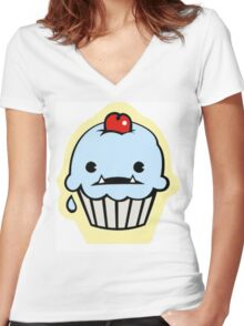 MGM- MMM 2014 Women's Fitted V-Neck T-Shirt
