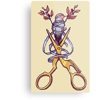 Beatrice's Emblem Metal Print