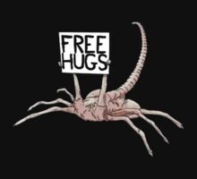 Alien hugs by Blankness