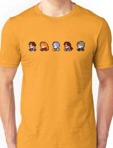 Evangelion: Yellow Edition 2 Unisex T-Shirt