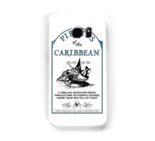Pirates of the Caribbean Ride Sign Samsung Galaxy Case/Skin