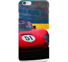 1966 Ferrari SP206 Replica iPhone Case/Skin
