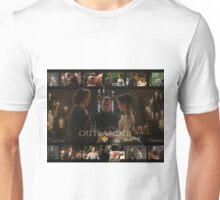 Outlander wedding collage Unisex T-Shirt