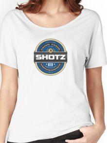 Shotz Brewery Women's Relaxed Fit T-Shirt