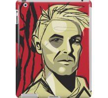 david bowie iPad Case/Skin