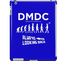 The evolution of metal detecting iPad Case/Skin