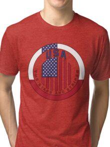 United States of America Copa America 2016 Tri-blend T-Shirt