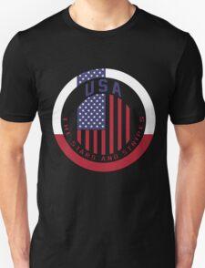 United States of America Copa America 2016 Unisex T-Shirt